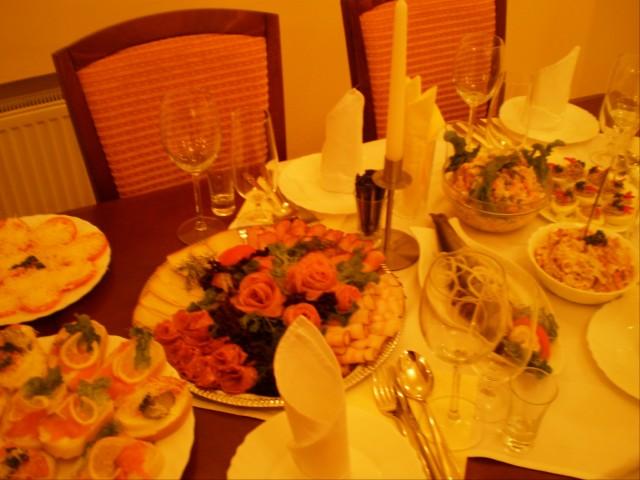 новый год в ресторане Днистер