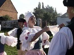О песнях и танцах из Чехии