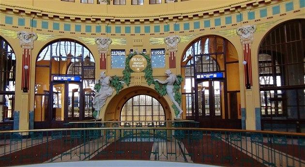 Реконструкция вокзалов в Праге