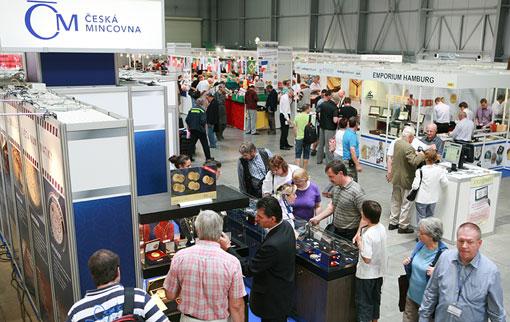 Международная выставка Sběratel