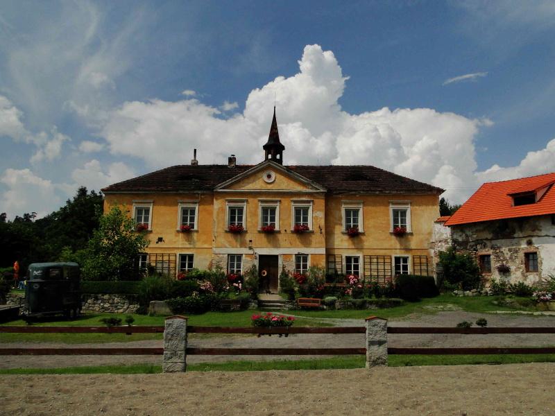 Самые маленькие деревни - в Чехии